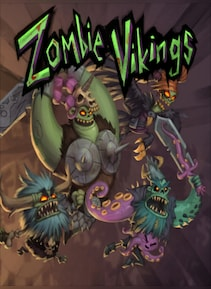 Zombie Vikings Steam Key GLOBAL
