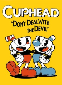 Cuphead Steam Key PC GLOBAL