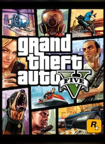 Grand Theft Auto V available on Steam