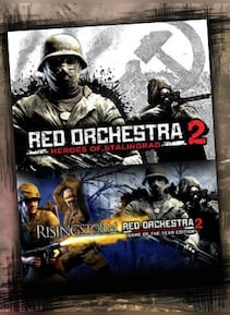 Red Orchestra 2: Heroes of Stalingrad + Rising Storm GOTY Steam Key GLOBAL
