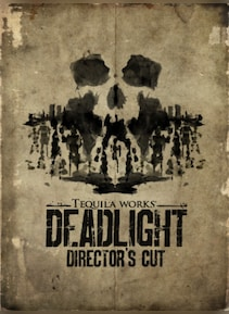 Deadlight Director's Cut Steam Key GLOBAL