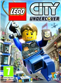 LEGO City Undercover Steam Key GLOBAL