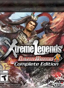 DYNASTY WARRIORS 8: Xtreme Legends Complete Edition Steam Key GLOBAL