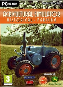 Agricultural Simulator: Historical Farming Steam Key GLOBAL