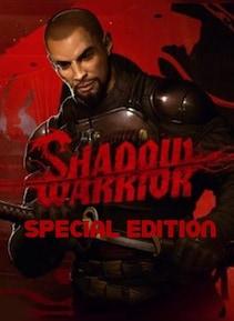 Shadow Warrior: Special Edition Steam Key GLOBAL
