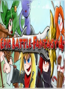 Epic Battle Fantasy 4 Steam Key GLOBAL
