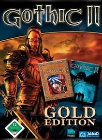 Gothic 2: Gold Edition Steam Key GLOBAL