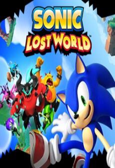 Sonic Lost World Steam Key LATAM