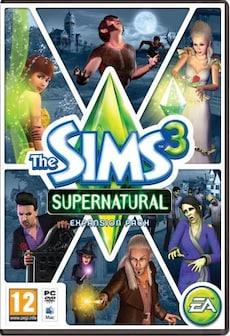 The Sims 3 Supernatural DLC EA CD-KEY GLOBAL PC