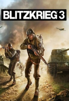 Blitzkrieg 3 Special Edition Steam Key RU/CIS