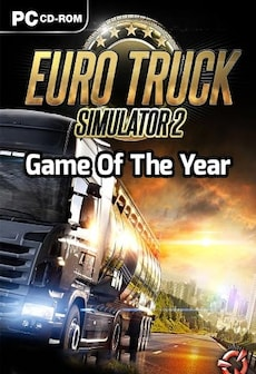 Euro Truck Simulator 2 GOTY - Steam - Key RU/CIS