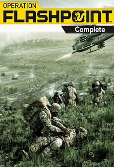 Operation Flashpoint Complete Steam Key GLOBAL