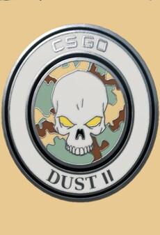Counter-Strike: Global Offensive DUST2 PIN Steam Key GLOBAL