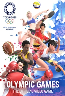 Olympic Games Tokyo 2020 – The Official Video Game (PC) - Steam Key - GLOBAL