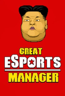 Great eSports Manager Steam Key GLOBAL