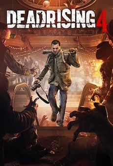 Image of Dead Rising 4 Steam Key GLOBAL