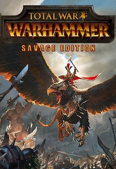 Total War: WARHAMMER | Savage Edition (PC) - Steam Key - GLOBAL