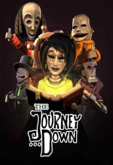 The Journey Down: Chapter Two Steam Key GLOBAL