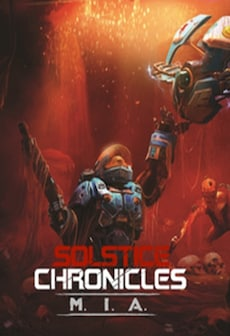 Solstice Chronicles: MIA Steam Key GLOBAL