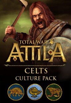 Total War: ATTILA - Celts Culture Pack Gift Steam GLOBAL фото