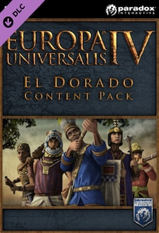 Europa Universalis IV: El Dorado Content Pack Steam Key GLOBAL
