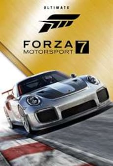 Forza Motorsport 7 Ultimate Edition - Xbox One, Windows 10 - Key GLOBAL
