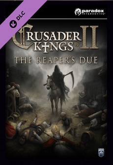 Image of Crusader Kings II: The Reaper's Due Collection Steam Key GLOBAL