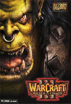 Warcraft 3 Reign of Chaos Battle.net Key