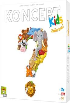 Image of Koncept Kids: Zwierzaki