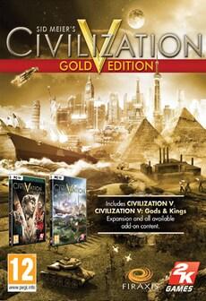 Sid Meier's Civilization V: Gold Edition Steam Gift GLOBAL фото