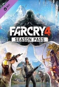 Far Cry 4 Season Pass Xbox One Xbox Live Key GLOBAL