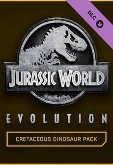 Jurassic World Evolution: Cretaceous Dinosaur Pack (PC) - Steam Key - GLOBAL