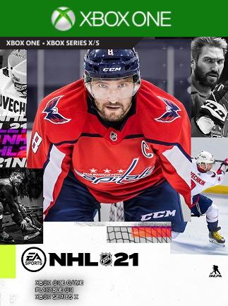 NHL 21 | Standard Edition (Xbox One, Series X/S) - Xbox Live Key - GLOBAL