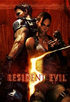 Resident Evil 5 Steam Key