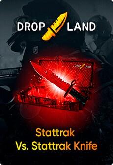 Counter-Strike: Global Offensive RANDOM BY DROPLAND.NET GLOBAL Code STATTRAK VS. STATTRAK KNIFE SKIN