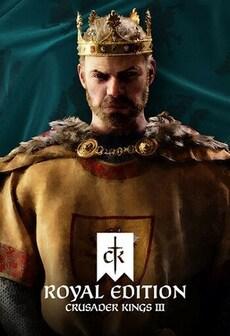 Crusader Kings III   Royal Edition (PC) - Steam Key - GLOBAL
