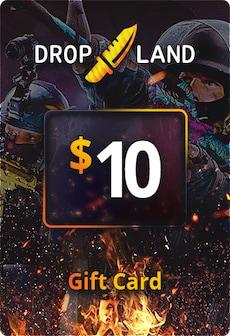 Wallet Gift Card BY DROPLAND.NET GLOBAL Key 10 USD