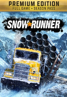 Image of Snowrunner | Premium Edition (PC) - Epic Games Key - EUROPE