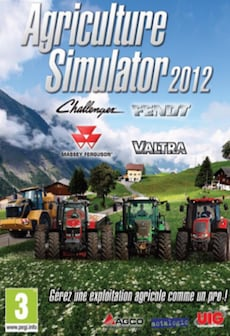 Agricultural Simulator 2012: Deluxe Edition Steam Gift GLOBAL