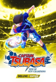 Captain Tsubasa: Rise of New Champions | Deluxe Month One Edition (PC) - Steam Key - RU/CIS