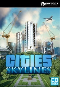 Cities: Skylines - New Player Bundle Steam Key GLOBAL
