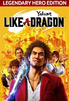 Yakuza: Like a Dragon VS Yakuza 0 : RANDOM KEY (PC) - BY GABE-STORE.COM Key - GLOBAL