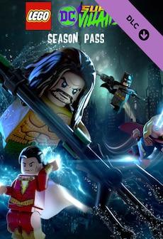 LEGO DC Super-Villains Season Pass (PC) - Steam Key - GLOBAL