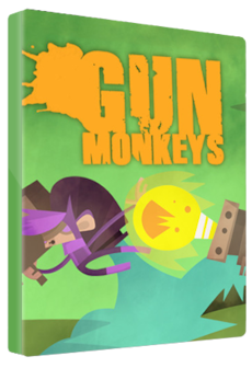 Gun Monkeys Steam Key GLOBAL