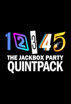 The Jackbox Party Quintpack Steam Key GLOBAL