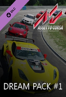 Assetto Corsa - Dream Pack 1 Steam Key GLOBAL фото
