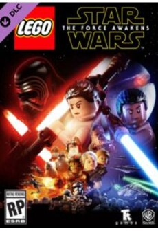 LEGO STAR WARS: The Force Awakens - Jabba's Palace Character Pack Steam Key GLOBAL