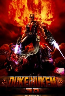 Duke Nukem 3D: Megaton Edition Steam Gift GLOBAL