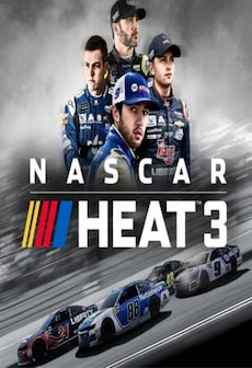 NASCAR Heat 3 Steam Key GLOBAL фото