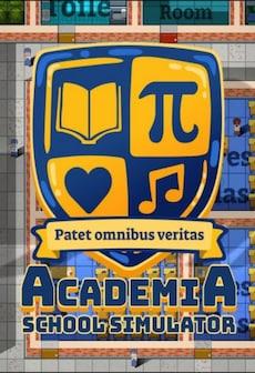 academia : school simulator steam key global